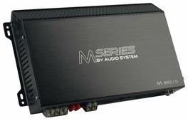 Автомобильный усилитель Audio System M 850.1 D