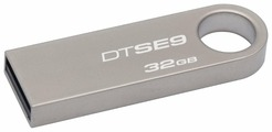 USB Flash Kingston DataTraveler SE9 32 Гб (DTSE9H/32GB)