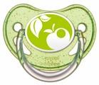 Пустышка силиконовая ортодонтическая Canpol Babies Nature 18+ (1 шт)