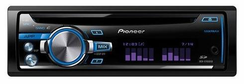 Автомагнитола Pioneer DEH-X7650SD