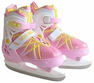 Детские прогулочные коньки ICE BLADE Taffy для девочек