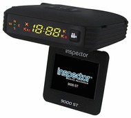 Видеорегистратор с радар-детектором Inspector 9000 ST