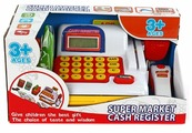 Касса Shantou Gepai со сканером и продуктами (5615N)