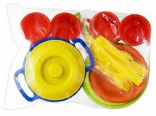 Набор посуды Росигрушка Настенька 2126АБ