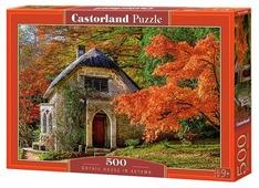 Пазл Castorland Gothic House in Autumn (B-52806), 500 дет.