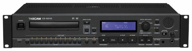 CD-проигрыватель Tascam CD-6010