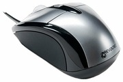 Мышь Revoltec Wired Mini Mouse W103 Silver USB