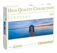 Пазл Clementoni High Quality Collection Panorama Дзен Синее спокойствие (39330), 1000 дет.