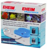Eheim картридж Set coarse filter pad/Fine filter pads для EHEIM eXperience/professionel 150, 250 (комплект: 3 шт.)