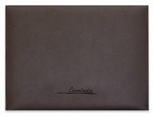 Escalada Папка для документов Наппа тёмно-серый + наппа бордовый А4 (47086)