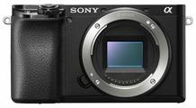 Фотоаппарат Sony Alpha ILCE-6100 Body