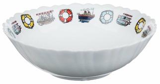Millimi Тарелка суповая Морячок 15 см