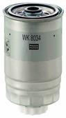 Топливный фильтр MANNFILTER WK8034