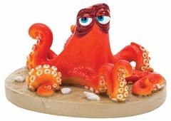 Фигурка для аквариума Penn-Plax Осьминог Хэнк на песке 8х6.5х5 см