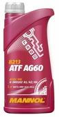 Масло трансмиссионное синтетическое MANNOL ATF AG60 1 л (99433)