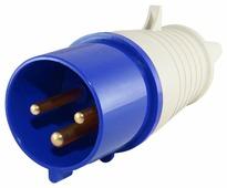 Вилка силовая (CEE) кабельная переносная Schneider Electric 26001DEK