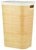 CURVER Корзина для белья Bamboo 60x44x35см