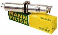 Топливный фильтр MANNFILTER WK532/2