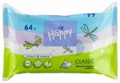 Влажные салфетки Bella Baby happy Classic с аллантоином и витамином E