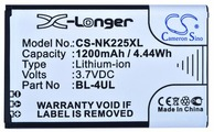 Аккумулятор Cameron Sino CS-NK225XL для Nokia 225