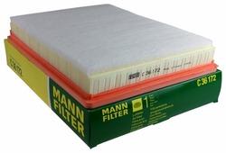 Панельный фильтр MANNFILTER C36172