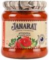 Аппетитка овощной гарнир Janarat стеклянная банка 460 г