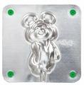 Форма для мармелада Леденцовая фабрика Медведь (0009)