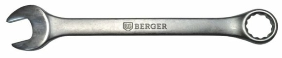 BERGER Ключ комбинированный 23 мм BG-CW2323