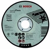Диск отрезной 125x1x22.23 BOSCH Expert for Inox 2608600549