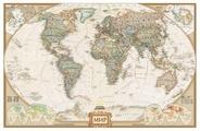 АСТ Карта мира под старину National Geographic (978-5-17-088044-7)