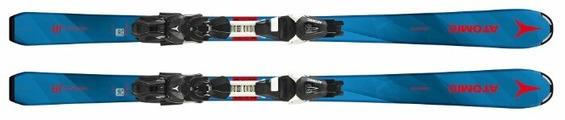 Горные лыжи ATOMIC Vantage JR 130-150 с креплениями L 7 (18/19)