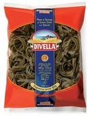 Divella Макароны Tagliatelle Verdi 91B со шпинатом, 500 г