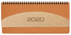 Планинг BRAUBERG SimplyNew датированный на 2020 год, 60 листов