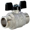 Кран шаровый STOUT SVB-0006-000025 муфтовый (НР/НР), латунь