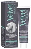 Velvet Крем для депиляции Delicate, замедляющий рост волос и предотвращающий их врастание