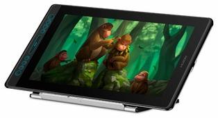 Интерактивный дисплей HUION KAMVAS Pro 16 Premium