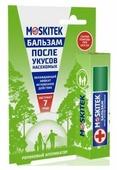 Бальзам MoskiTek после укусов насекомых