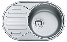 Врезная кухонная мойка FRANKE PXN 611-71 71х45см нержавеющая сталь