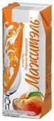 Сывороточный напиток Мажитэль персик-маракуйя 0.05%, 250 мл