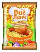 Биг Ланч Лапша Традиционные рецепты со вкусом курицы 75 г