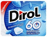 Жевательная резинка Dirol Cadbury Со вкусом перечной мяты без сахара 16 г