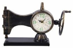 Часы настольные Русские подарки Швейная машинка