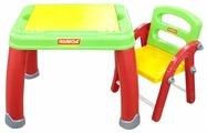 Комплект Palau Toys стол + стул (43023_PLS)