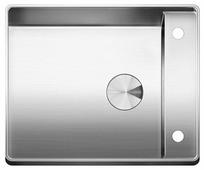 Врезная кухонная мойка Blanco Attika 60/A 55.7х45.2см нержавеющая сталь