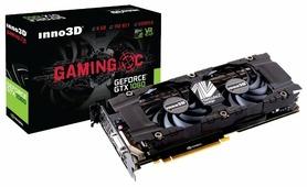 Видеокарта Inno3D GeForce GTX 1060 1531Mhz PCI-E 3.0 6144Mb 10000Mhz 192 bit DVI HDMI HDCP Gaming OC