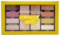 Maybelline Палетка теней для век Lemonade Craze аромат цитрусов