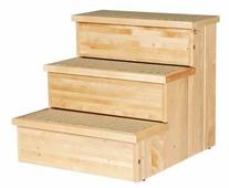 Прикроватная лестница для собак, для кошек TRIXIE 3943 40х38х45 см