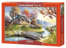 Пазл Castorland Cottage (C-150359), 1500 дет.