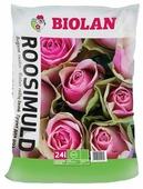 Грунт Biolan для роз 24 л.