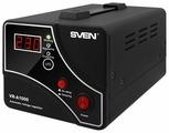 Стабилизатор напряжения однофазный SVEN VR-A1000 (0.6 кВт)